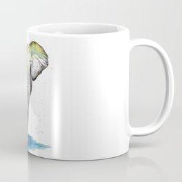 Elephant I Coffee Mug