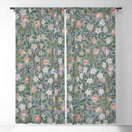 "William Morris ""Clover"" Blackout Curtain"
