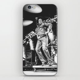 Charles Bradley Jump iPhone Skin