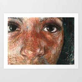 Carmen #2 Art Print