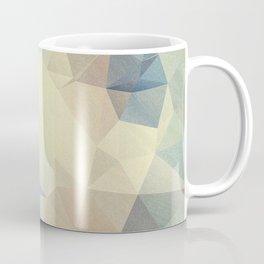 Abstract polygonal 2 Coffee Mug