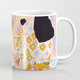 Botanical Lady Coffee Mug