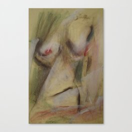 Klooster Series: Nude #49 Canvas Print