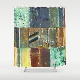 Strip Search Detail #1 Shower Curtain