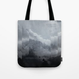 Fractions 00 Tote Bag