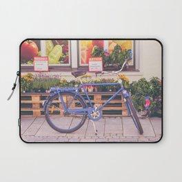 Market Bicycle Laptop Sleeve