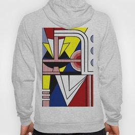 Roy Lichtenstein digitally remounted Hoody