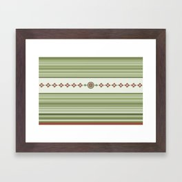 LAUBURU Framed Art Print
