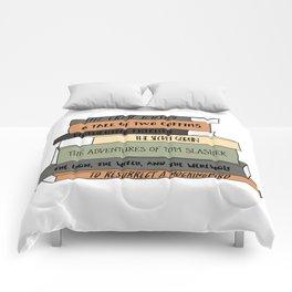 To Resurrect a Mockingbird Comforters