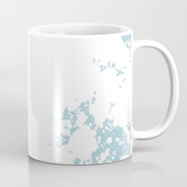 Duck Egg Blue Baby Nursery Decor Coffee Mug