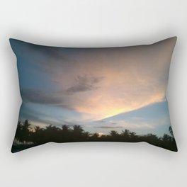 Fox In Socks - Clouds Rectangular Pillow