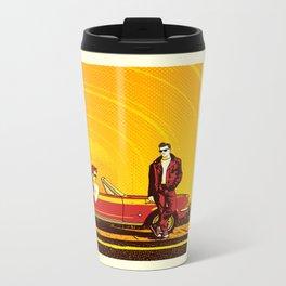 Arabella Metal Travel Mug