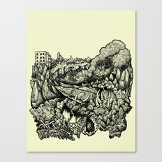 Landscape 04 Canvas Print