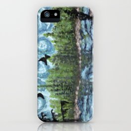 Gough in da Bayou iPhone Case