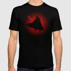 Vader Sithouette X-LARGE Black Mens Fitted Tee