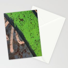 Rustin' piece Stationery Cards