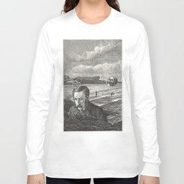 I Am Shipwrecked Long Sleeve T-shirt