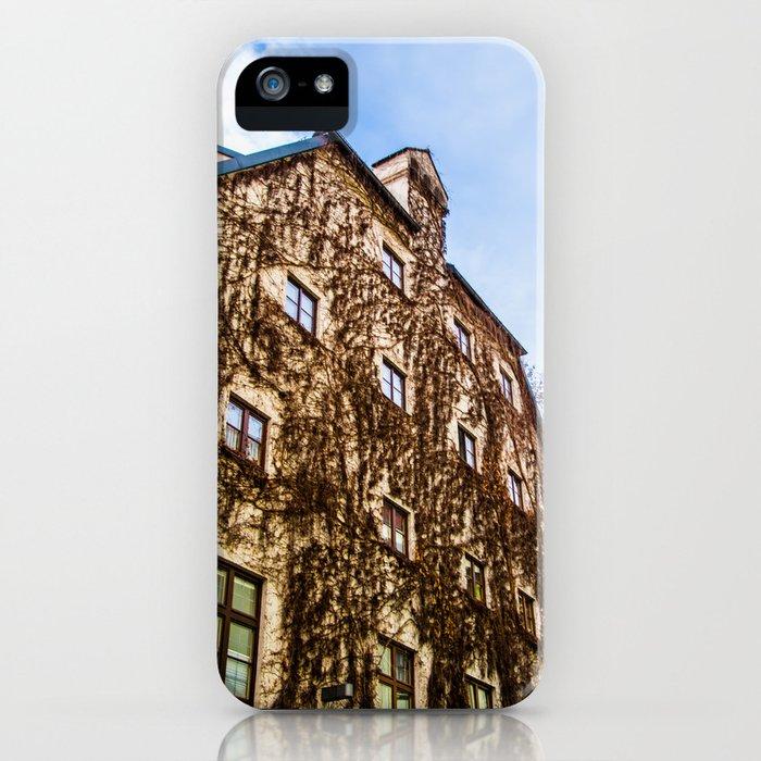 Climbing Vines iPhone Case