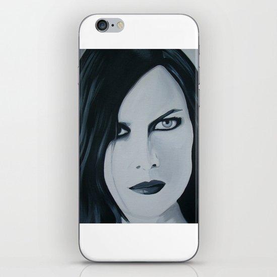 Juliana Muse iPhone & iPod Skin