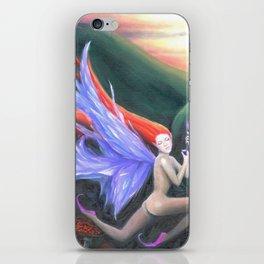 Mushroom Fairy iPhone Skin