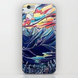 Silvercup Ridge, BC iPhone Skin