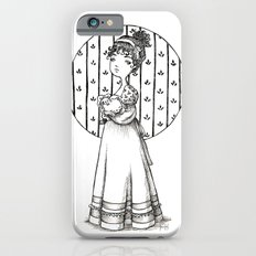 Lady and Cat iPhone 6s Slim Case