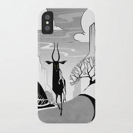Valleys iPhone Case