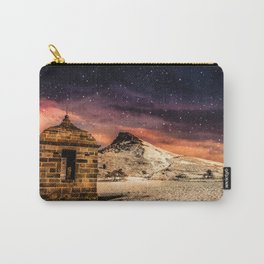 Deep Midwinter Carry-All Pouch