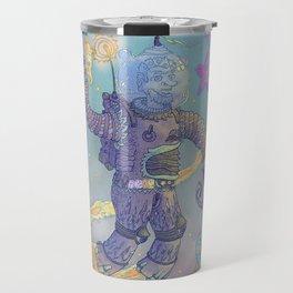 guardian of galaxy Travel Mug