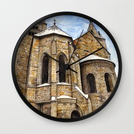 Saint George's Basilica Wall Clock