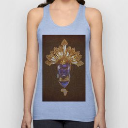 Golden Africa Unisex Tank Top