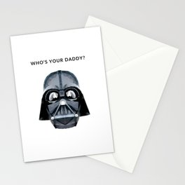 May the force be with you #2 Stationery Cards