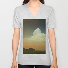 Holland landscape Unisex V-Neck