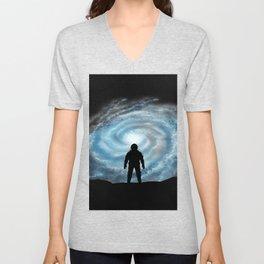 Alien Shores Unisex V-Neck
