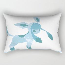 Glaceon; Iceberg Rectangular Pillow
