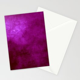Abstract Cave IX Stationery Cards