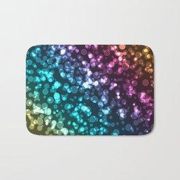 Colourful.  Bath Mat
