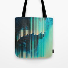 Rain on the Window Tote Bag