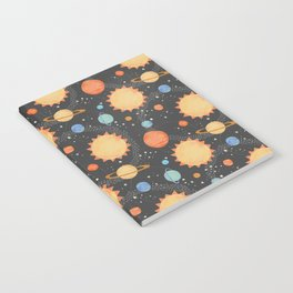 Our Solar System Notebook