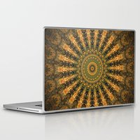 indie Laptop & iPad Skins featuring Indie Sun by Jane Lacey Smith