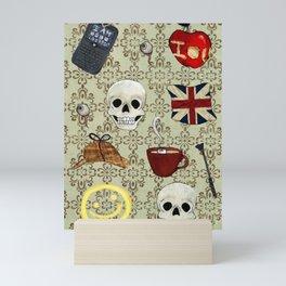 Detective Tools Mini Art Print