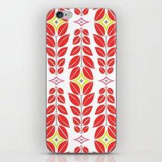 Cortlan | Cherry Red iPhone & iPod Skin
