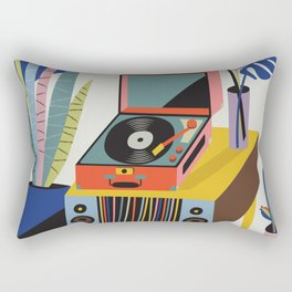 Chill out Saturday Rectangular Pillow
