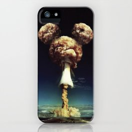 Mass Destruction iPhone Case