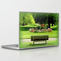 relax Laptop & iPad Skins featuring Relax by Chris' Landscape Images & Designs