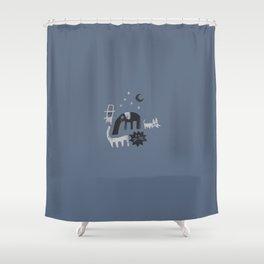 Tonight Shower Curtain