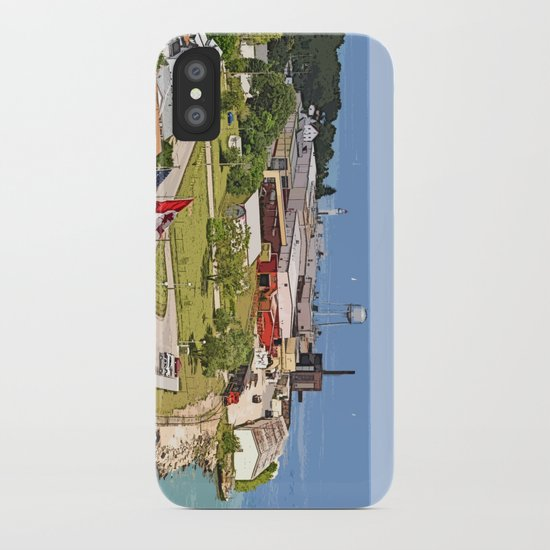 Port Huron iPhone Case
