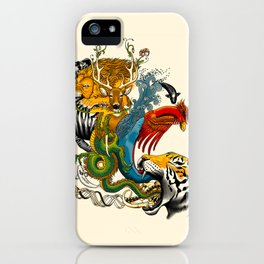 Nature's Way iPhone Case