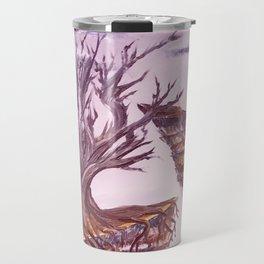 Tree of Solitude Travel Mug