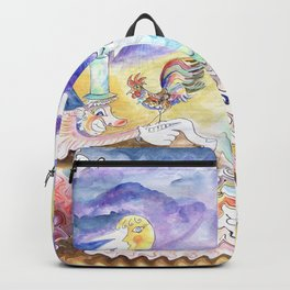 RB Hello Moonlight Backpack